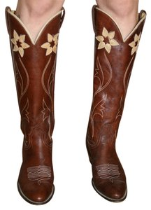Acme Vintage Brown Boots