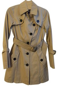 Burberry Trench Beige Short Trench Coat