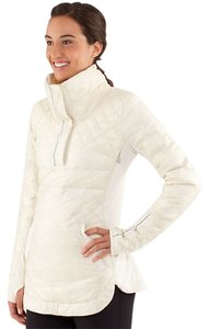 Lululemon What the Fluff Down Pullover Jacket