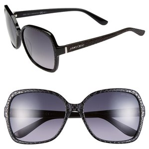Jimmy Choo Jimmy Choo Lori 58mm Butterfly Sunglasses