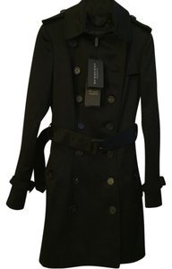 Burberry Trench Sateen Classic Trench Trench Coat