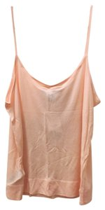 Forever 21 Crop Top Blush Pink