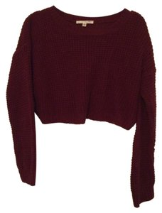 Say What? Cropped Sweater