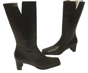 Stuart Weitzman Soft Leather Brown Boots