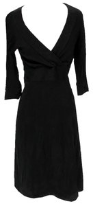 Black Maxi Dress by Diane von Furstenberg Wool