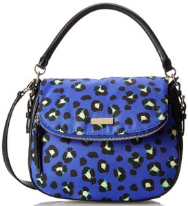 Kate Spade New York Cobble Hill Fabric Small Devin Swingpack Cross Body Bag