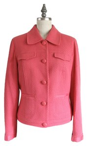 Alfani Tweed coral pink Jacket