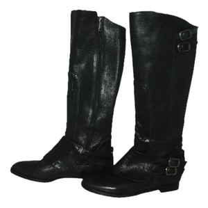 Joy Gryson Made In Italy Black Boots