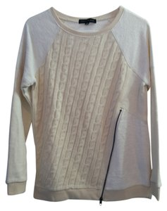 Sanctuary Clothing Cable Neutral Blocking Sweater
