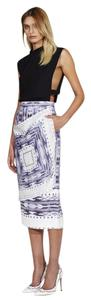 Maurie and Eve Skirt White