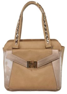 Elaine Turner Leather Shoulder Bag