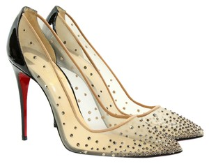 Christian Louboutin Follies Multi-color Pumps