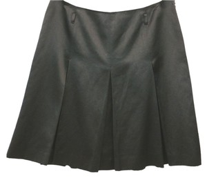 Lilly Pulitzer Satin Skirt BLACK