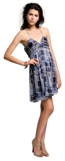 Greylin Date Night Chiffon Night Out Dress