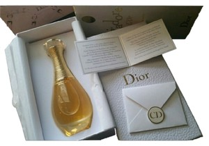 Dior New Gift Wrapped Dior J ador L'or Parfum