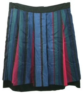 Marc Jacobs Pleated Skirt MULTICOLOR