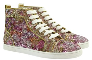 Christian Louboutin multi-color Athletic