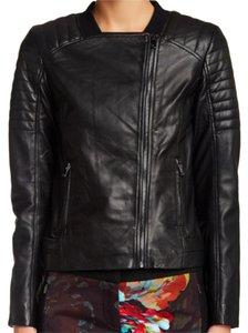 Trina Turk Leather Jacket