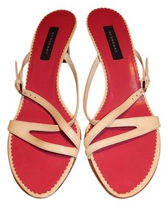 Burberry Bone Sandals