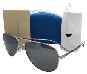 Oliver Peoples OLIVER PEOPLES WEST Polarized Sunglasses PIEDRA OV 1148-S 5135/Z3 Silver w/ Grey Lenses