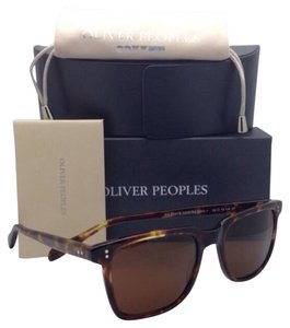 Oliver Peoples New Polarized OLIVER PEOPLES Sunglasses NDG-1 OV 5031-S 1205/R9 Ashwood Tortoise Frame
