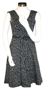 Jessica Simpson S Knee Length Polka Dot Dress