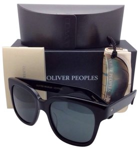 Oliver Peoples New OLIVER PEOPLES Sunglasses BRINLEY OV 5281SU 1005/87 Black Frame w/ Grey Lenses
