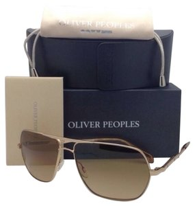 Oliver Peoples New OLIVER PEOPLES Photochromic Sunglasses KELTON OV 1112-S 5132/Q4 Gold w/Amber