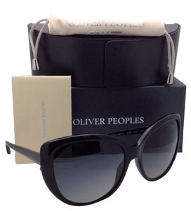 Oliver Peoples Polarized OLIVER PEOPLES Cateye Sunglasses HEDDA OV 5246-S 1005/T3 Black w/Grey