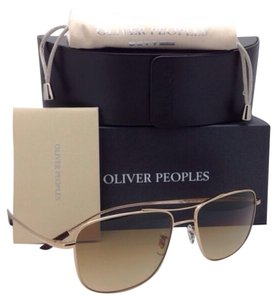 Oliver Peoples Photochromic OLIVER PEOPLES Sunglasses SHAEFER OV 1146-ST 5145/Q4 Gold w/ Amber