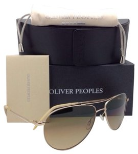 Oliver Peoples Photochromic OLIVER PEOPLES Sunglasses BENEDICT OV 1002/S 4129 Gold & Brown Fade