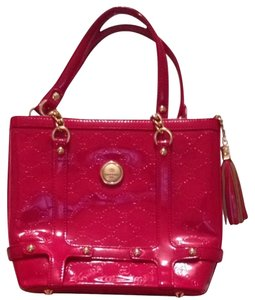 Omar Sharif Paris Satchel in Red