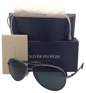 Oliver Peoples Polarized OLIVER PEOPLES Sunglasses COPTER OV 1120ST 5071/48 GM Gunmetal w/ Grey