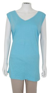 Silhouettes Light Top Baby Blue