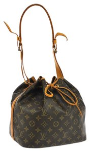 Louis Vuitton Vintage Monogram Petit Noe Noe Satchels Handbags Totes Messenger Shoulder Bag