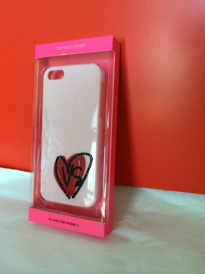 Victoria's Secret VICTORIA'S SECRET IPHONE 5 HEART CASE NEW Image 1