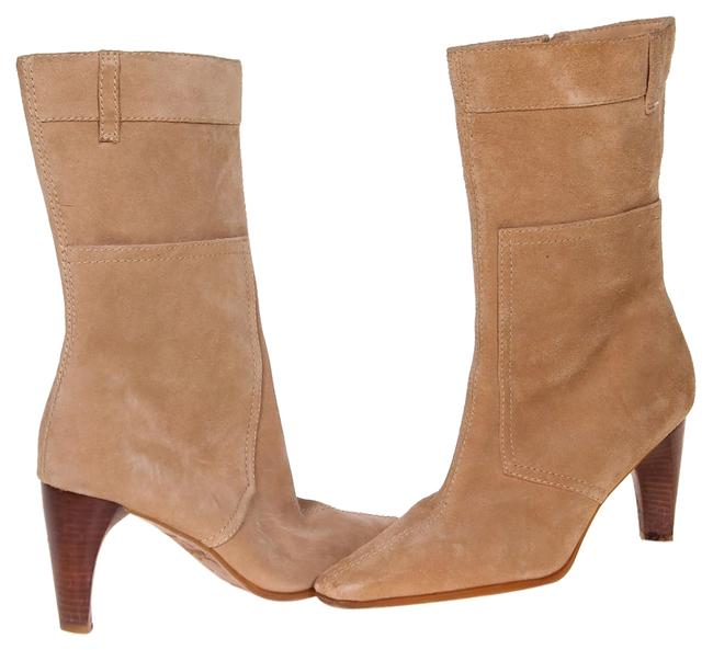Item - Tan Leather Boots/Booties Size US 10 Regular (M, B)