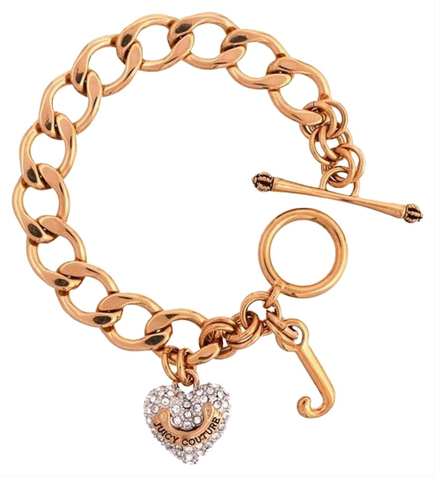 juicy couture bracelets 26 off juicy couture jewelry. Black Bedroom Furniture Sets. Home Design Ideas