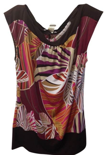 Preload https://item1.tradesy.com/images/maurices-print-blouse-size-6-s-1090085-0-0.jpg?width=400&height=650