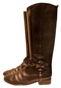 Tory Burch Black Boots