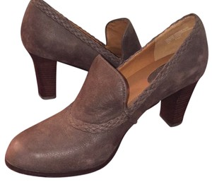 Umberto Raffini Brown Pumps