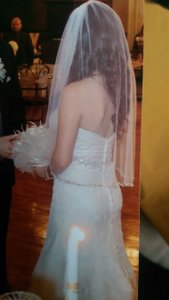 Impression Bridal Bling Wedding Veil