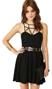 Nasty Gal Date Straps Dress