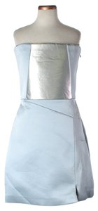 Kate Spade Neoprene Mini Metallic Dress
