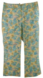 Lilly Pulitzer Pants Capris light blue