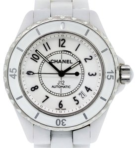 Chanel Chanel J12 White Automatic 38mm Ladies Watch
