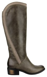 Naughty Monkey Boot Genuine Leather khaki Boots