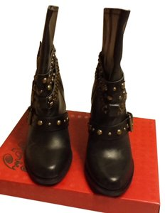 Naughty Monkey Black Boots