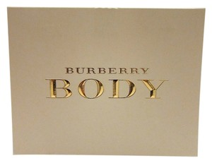 Burberry London NEW Burberry Fragrances BODY 2ml