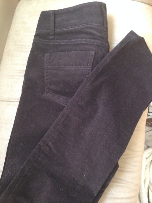 Banana Republic Corduroy Stretchy Comfortable Straight Pants Brown